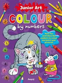 Cat: Colour By Numbers by Anna Award