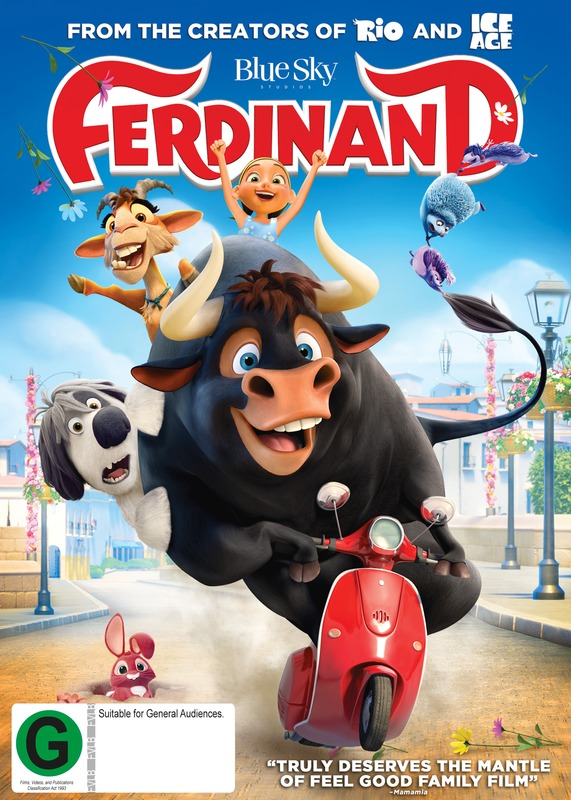 Ferdinand on DVD