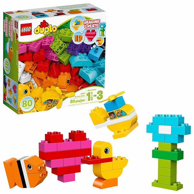 LEGO DUPLO: My First Bricks (10848)