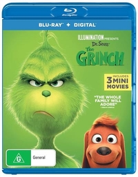 The Grinch on Blu-ray