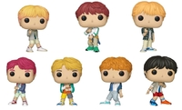 BTS (Bangtan Boys) - Pop! Vinyl 7-Pack