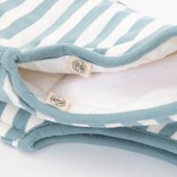 Woolbabe: Duvet Sleeping Suit - Tide (3 Years) image