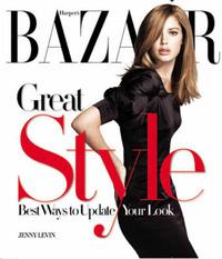 """Harper's Bazaar"" Great Style by Jenny Levin image"
