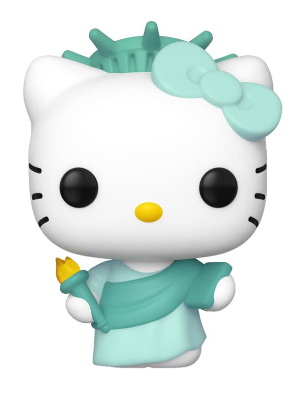 Sanrio: Hello Kitty (Lady Liberty) - Pop! Vinyl Figure