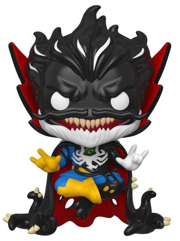 Marvel: Venomized Doctor Strange - Pop! Vinyl Figure