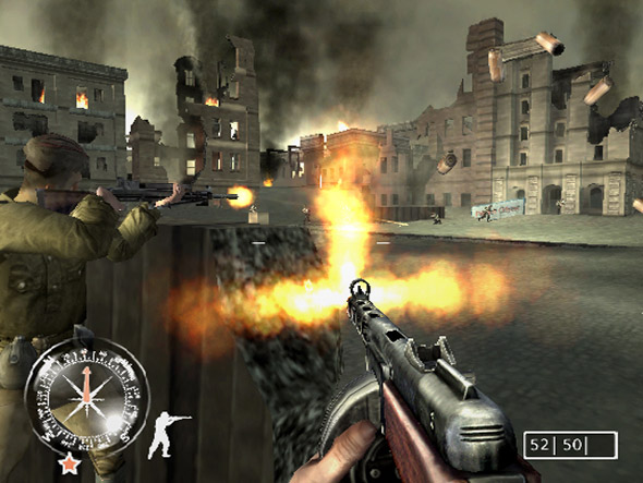 Call of Duty: Finest Hour for Xbox image
