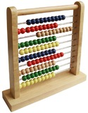 Fun Factory: Abacus w/Metal Bars