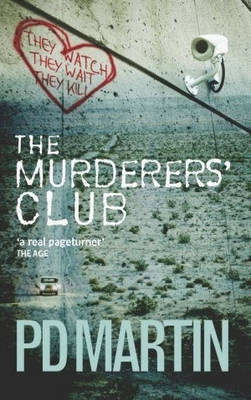 The Murderers' Club by PD Martin