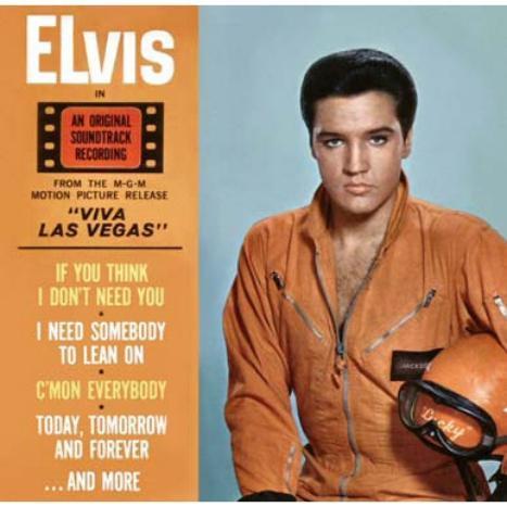 Viva Las Vegas: Original Soundtrack by Elvis Presley