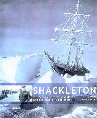 Shackleton by Gavin Mortimer image