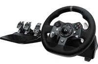 Logitech G920 Feedback Racing Wheel (Xbox One & PC) for Xbox One image