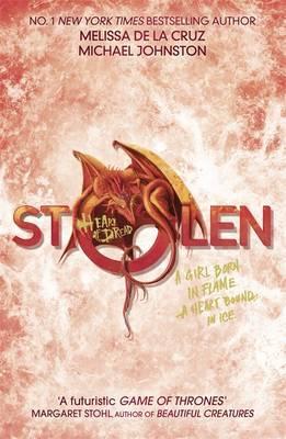 Heart of Dread: Stolen by Michael Johnston