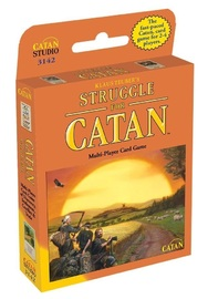 Catan: Struggle for Catan - Card Game image