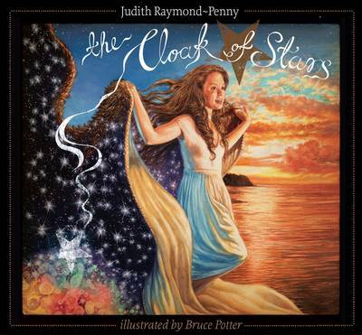 The Cloak of Stars by Judith Raymond-Penney image