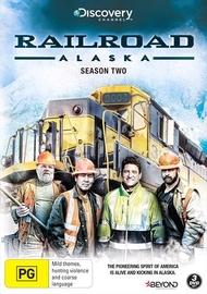 Railroad Alaska - Season Two on DVD