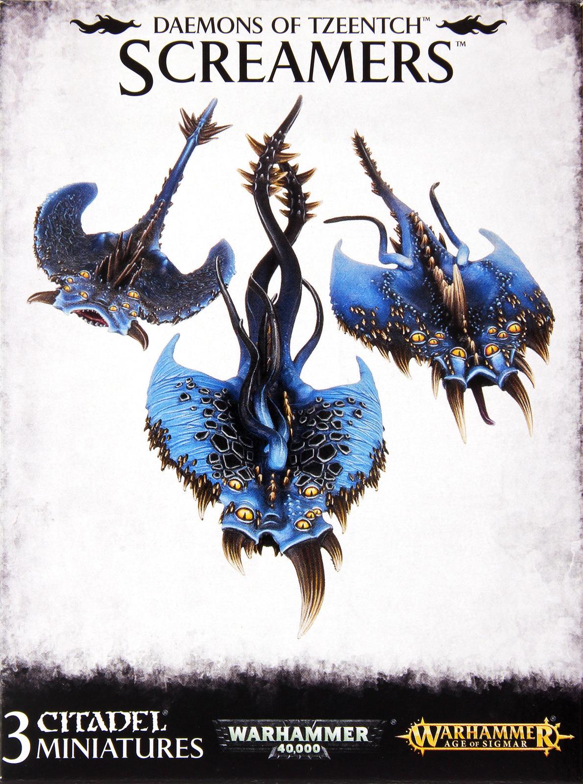 Warhammer Tzeentch Daemons: Screamers image