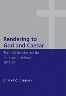 'Rendering to God and Caesar' by Daithi Corrain
