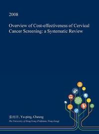 Overview of Cost-Effectiveness of Cervical Cancer Screening by Yu-Ping Cheung image