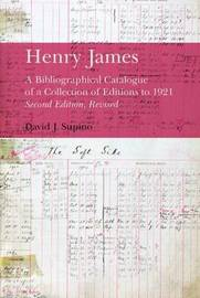 Henry James by David J. Supino