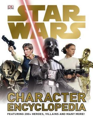 Star Wars Character Encyclopedia by DK image
