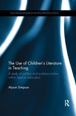 The Use of Children's Literature in Teaching by Alyson Simpson image