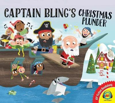 Captain Bling's Christmas Plunder by Rebecca Colby