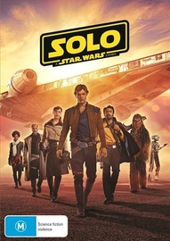 Solo: A Star Wars Story on DVD
