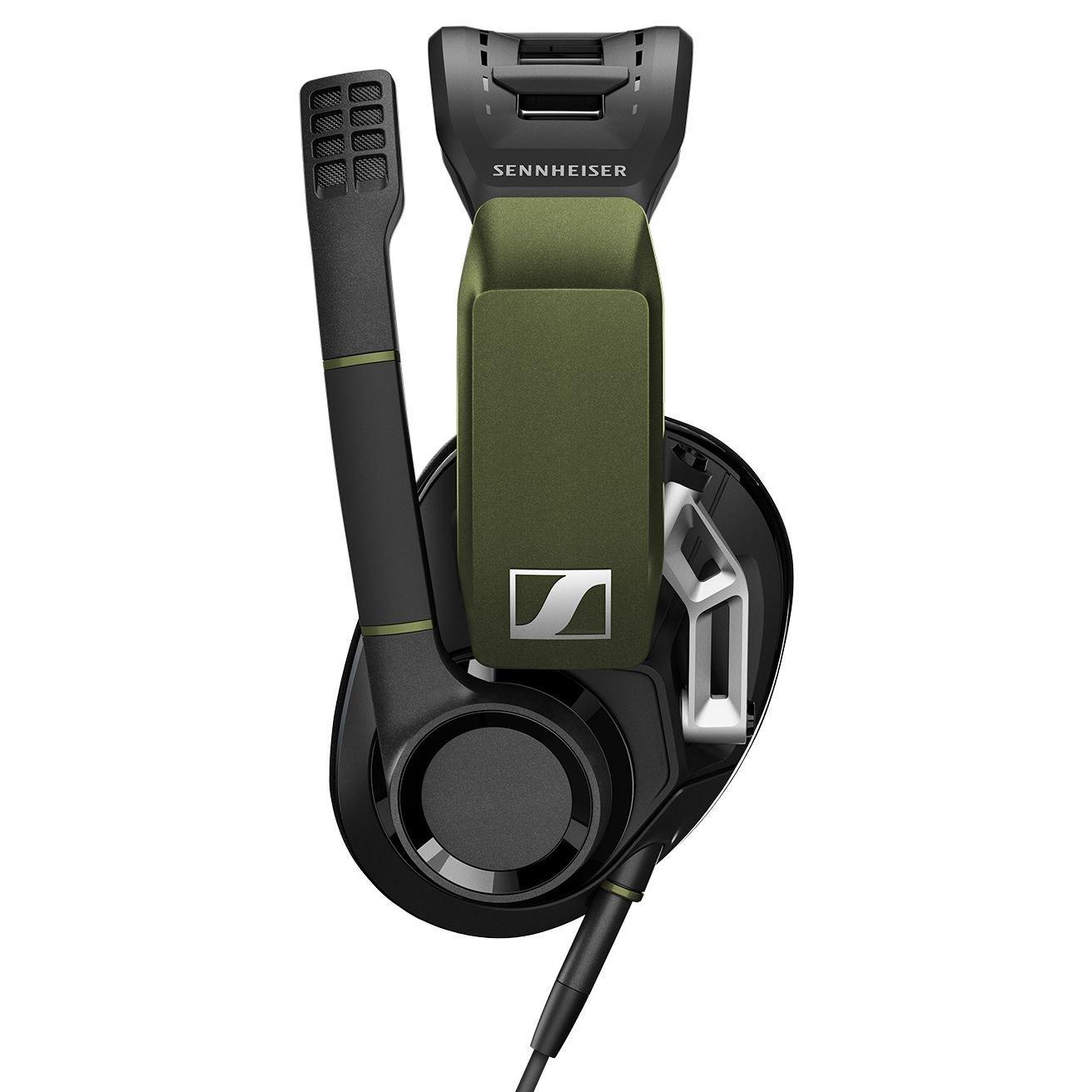 EPOS Sennheiser GSP 550 7.1 Dolby Surround Sound Gaming Headset for  image