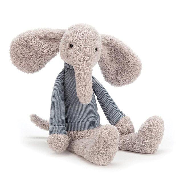 """Jellycat: Jumble Elephant - 13"""" Plush"""