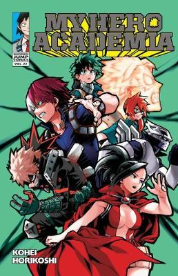 My Hero Academia, Vol. 22 by Kohei Horikoshi
