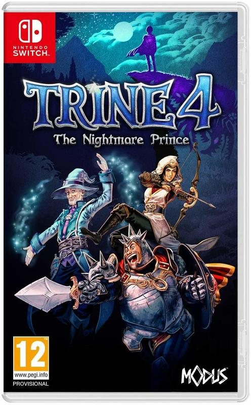 Trine 4: The Nightmare Prince for Switch