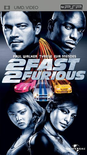 2 Fast 2 Furious for PSP image