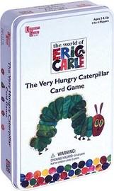 Eric Carle's The Very Hungry Caterpillar Card Game Tin