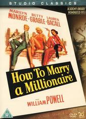 How To Marry A Millionaire (Studio Classics) on DVD