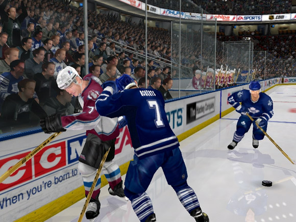 NHL 2004 screenshot