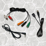 Z6A Xbox 360 Cable Kit for