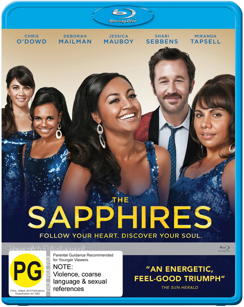the sapphires review But even falling bombs and sloppy sentiment can't detract from the sapphires as they stride onstage in sequins singing motown classics.