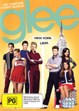 Glee - The Complete Fourth Season on DVD