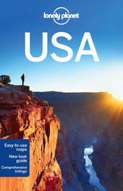 Lonely Planet USA by Lonely Planet