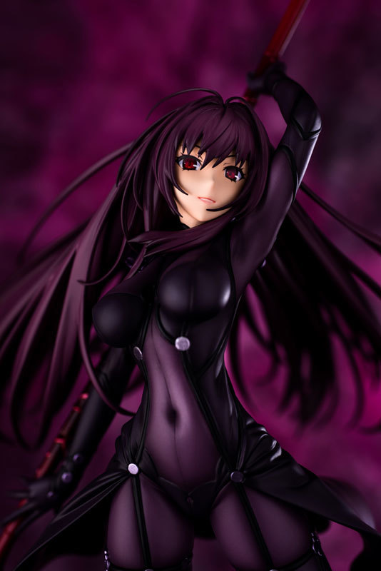 Fate/Grand Order: 1/7 Lancer Scathach - PVC Figure