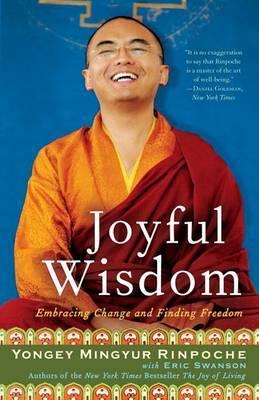Joyful Wisdom by Yongey Mingyur Rinpoche