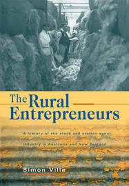 The Rural Entrepreneurs by Simon Ville