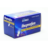 Ethics Ibuprofen 200mg (100 tablets)