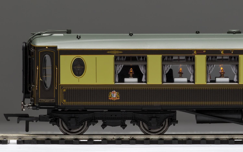 Hornby: Pullman First Class Kitchen Car 'Minerva' image