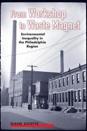 From Workshop to Waste Magnet by Diane Sicotte