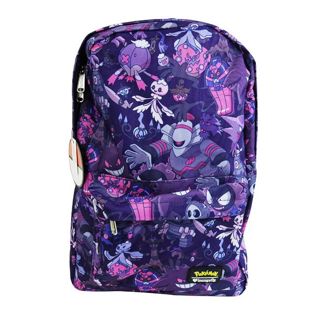 Loungefly Pokemon Ghost Generations Backpack