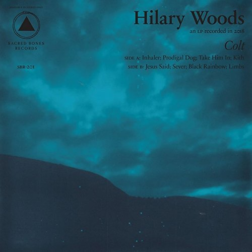 Colt by HILARY WOODS