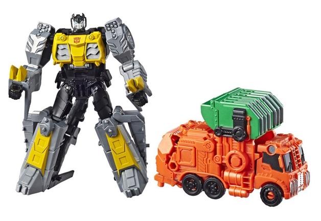 Transformers: Cyberverse - Spark Armor Grimlock