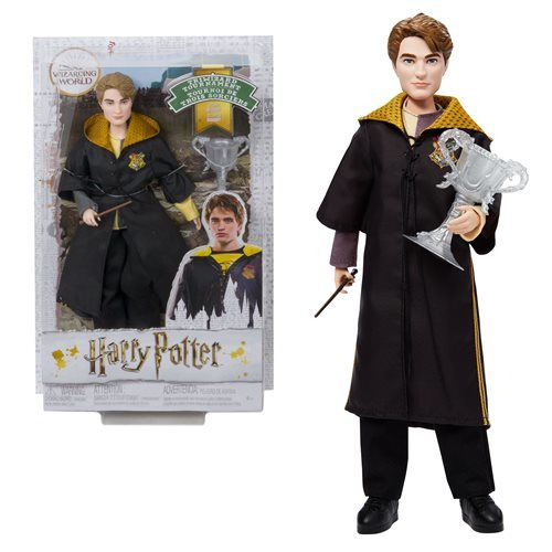 Harry Potter: Cedric Diggory - Triwizard Doll