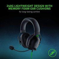 Razer BlackShark V2 X Wired Esports Gaming Headset for Switch, PC, PS4, Xbox One